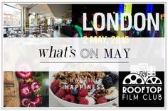 What's On, May 2015