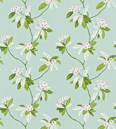 Oleander Fabric by Sanderson | Jane Clayton