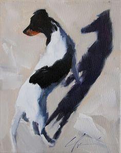 Clair Hartmann Daily Painting