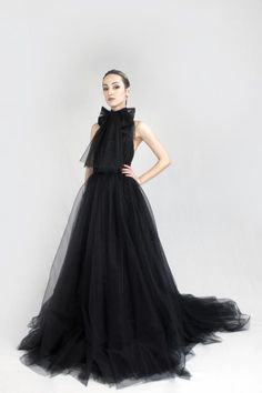 Tulle dress from our latest collection - Urban Nature 2019 - Atelier Ana Clothing Formal Wear, Formal Dresses, Urban Nature, Tulle Gown, Spring Outfits, Corset, Designers, Spring Summer, Gowns