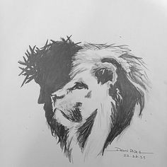 Exciting Learn To Draw Animals Ideas. Exquisite Learn To Draw Animals Ideas. Christ Tattoo, Jesus Tattoo, I Tattoo, God Tattoos, Future Tattoos, Body Art Tattoos, Christian Images, Christian Art, Jesus Drawings