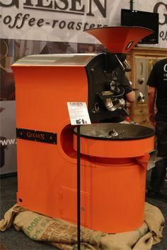 Giesen W6 Coffee Roaster - Giesen Coffee Roasters