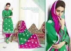#COTTON #jacquard #embroidery #dressmaterial #chiffon #dupata #rs650 #9004024427