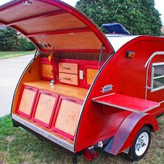 Teardrop Camper- I need this in my life. - rugged-life.com