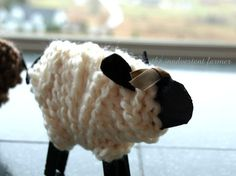 Lamb of God Craft, The Lord is my shepherd craft, Parable of the Lost Sheep craft, Easter craft
