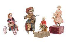 Antique Mechanical Toys