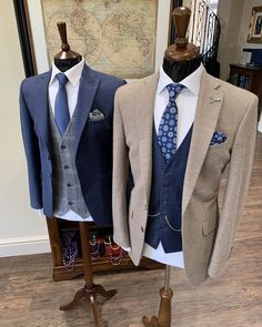 @whitfieldandward posted to Instagram: ⏰WHEN SHOULD I BOOK MY WEDDING SUITS? We like to get all the groomsmen measured 3 months before the wedding! So if you marry this summer it's time to get the ball rolling!  call us on 01625536545 to book your first styling appointment ___________________________________________  #weddingsuit #menssuits #menstyleguide #groomstyle #gqstyle #dapperlydone #tailoredsuit #groominspiration #menslaw #weddinginspo #peakyblindersstyle #simplydapper #gentl Tweed Wedding Suits, Gq Style, Mens Style Guide, Men's Suits, Groom Style, 3 Months, Groomsmen, Physique, Men's Clothing
