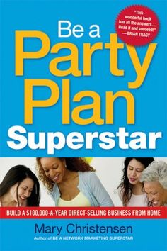 Party plan businesses
