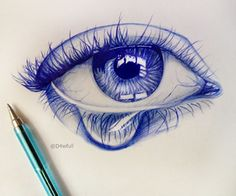 zeichnung 😍😍 – Keep up with the times. Pencil Drawings Tumblr, Pencil Sketch Drawing, Eye Sketch, Art Drawings Beautiful, Cool Drawings, Pen Drawings, Stylo Art, Military Drawings, Eyes Artwork