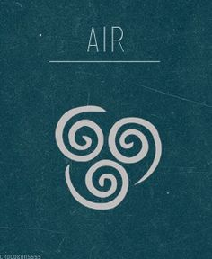Fav Avatar element symbol ^_^ - Celtic Element Symbol, via Carole P Symbols And Meanings, Celtic Symbols, Celtic Art, Egyptian Symbols, Ancient Symbols, Symbole Tattoo, Air Symbol, Air Tattoo, Element Symbols