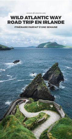 Road trip sur la Wild Atlantic Way, Irlande