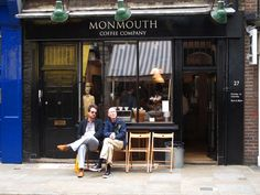 Monmouth Coffee Company; Covent Garden, London