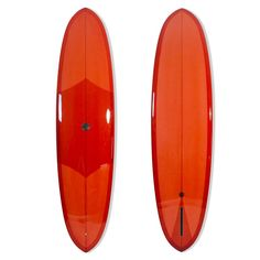 Driftwood Caravan 7'6 Double Ender - Watermelon Red with Resin Tint, Gloss and Polish
