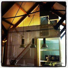 Wall, lighting ,acoustic improvement