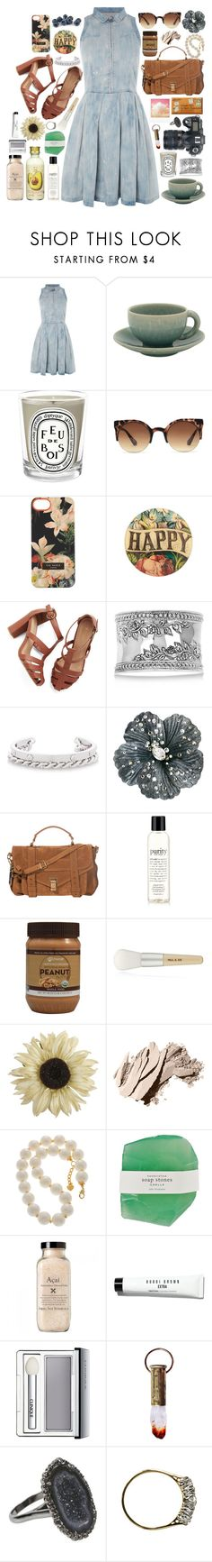 """""""Daydream"""" by shazellove ❤ liked on Polyvore featuring Levi's, Jars, Diptyque, Ted Baker, Jayson Home, Allurez, Henri Bendel, Tarina Tarantino, Proenza Schouler and philosophy"""