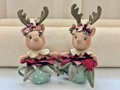 Christmas Diy, Christmas Decorations, Christmas Ornaments, Holiday Decor, Art Dolls, Santa, Country, Crafts, Handmade