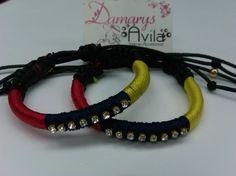Bracelets Venezuela! By @DamarysAvilaAccesorios