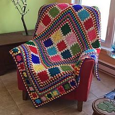 5 Inspiring Crochet Blanket Designs – New Craft Works