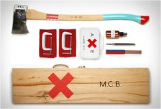 AXES | BY BEST MADE COMPANY
