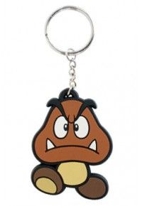 Nintendo - Boo Rubber Key Chain - Rubber KeyringNintendo - Goomba Rubber Key Chain - Rubber KeyringNintendo - Goomba Rubber Key Chain - Rubber KeyringFree gift sent out with every order through Little Booteek. Nintendo, Super Mario Bros, Yoshi, Rubber Keychain, Mario Bros., This Or That Questions, Donkey Kong, Question Mark, Masons