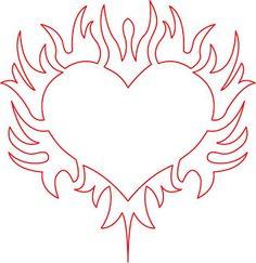 386 Best Heart Patterns Images Heart Art I Love Heart Hearts