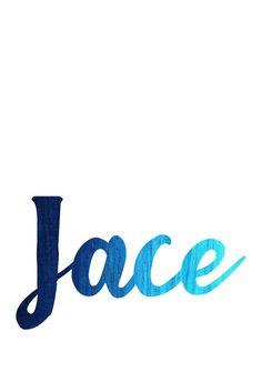 Jace: Cute Boy Baby Names I Nameille.com