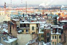Интересные маршруты: Покажи приятелю-иностранцу другой Петербург Санкт-Петербург