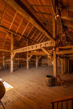 Ripley Dutch Barn | Heritage Restorations