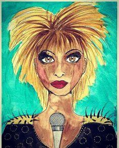 Maureen Miranda artista plastica e atriz