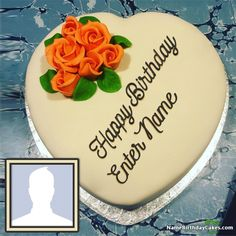 An Awesome Way To Wish Birthday Your Friends And Relatives Create Bday Cake With