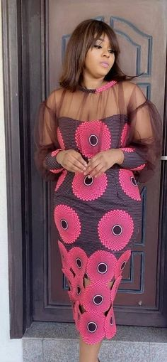 Latest African Fashion Dresses, African Print Dresses, African Print Fashion, Africa Fashion, African Dress, African Prints, Ankara Fashion, African Attire, African Wear