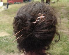 Hair pins are actual perfection. They're practical, elegant, and make decent weapons.