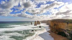 Drove the Great Ocean Road yesterday and seen some really touristy spots  #greatoceanroad #12apostles #seeaustralia #explore #tourist #photography #travel by ryley.david http://ift.tt/1ijk11S