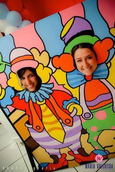 Circus themed birthday party with Such Cute Ideas via Kara's Party Ideas