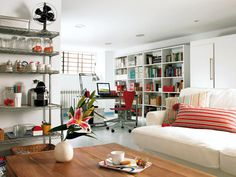 garage into a family room