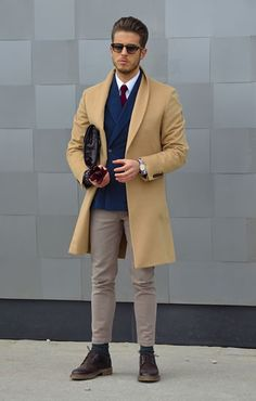 minus the boots and with some dress shoes/less cropped pants but a great look overall, both for work and for play