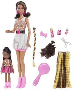 *2011 So in style Locks of looks Grace & Courtney dolls 0 #V7120