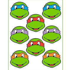 This item is unavailable 3rd Birthday Party For Boy, Turtle Birthday Parties, Second Birthday Ideas, Ninja Turtle Birthday, Ninja Turtle Party, Batman Birthday, Tmnt, Ninja Turtle Invitations, Ninja Party
