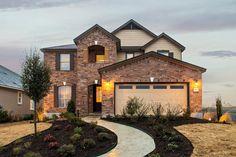 New Homes in Round Rock, TX - Siena in Round Rock Plan A-2797