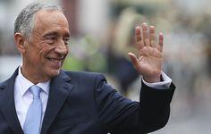 """Marcelo diz que é """"simbólico"""" terminar cerimónias de posse no Porto"""