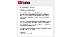 YouTube Terminates Feeding The Homeless #FixYouTubeAppeals 🔴 Please Sign the Petition To YouTube for the need to update the Appeal Process 🔴 https://www.change.org/p/youtube-fix-youtube-appeals-process-fixyoutubeappeals?recruiter=868265512&utm_source=share_petition&utm_medium=copylink&utm_campaign=share_petition