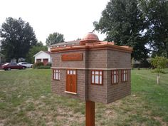 Little Free Library Indiana - great design