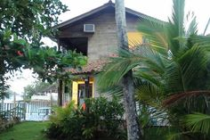 Check out this awesome listing on Airbnb: Beach House Ocean Front!  in Isla Grande