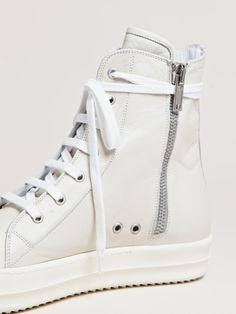 ric owens | Rick Owens » Rick Owens men's High Top Sneakers