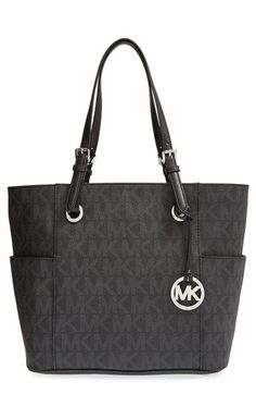 MICHAEL Michael Kors 'Signature' Tote faux leather available at #Nordstrom