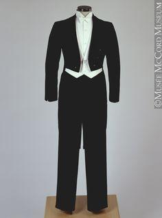 Gentlemen's Evening Suit, 1938.
