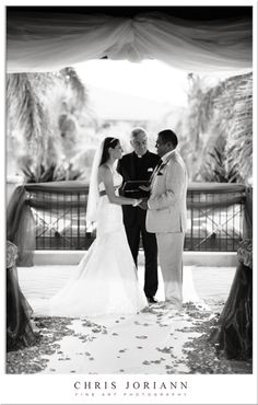 Officiant Rev. Paul Underhay @PGANational Resort & Spa with Photographer Chris Joriann for your Florida wedding with Harpist Esther Underhay #PGANationalResort #Florida #weddingofficiant #ChrisJoriann #wedding #EstherUnderhay #weddingmusician
