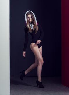 Lakola hood, Foto: Glazurowe fotografie, Modelka: Natalia Jesionowska