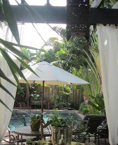 Tropische Zwembanen Tuinen Droom Bestemmingen Tropical Swimmingpools Gardens Dream