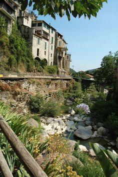 Rocchetta Nervina (IM), torrente Barbaira